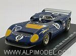Lola T70 Mk2 #6 Winner USRRC 1967 Mark Donohue by SPARK MODEL