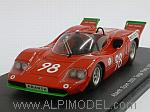 Abarth Sport 2000 #98 Targa Florio 1970 Taramazzo - Virgilio by SPARK MODEL