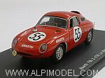 Abarth 700 S #55 Le Mans 1961 Condriller - Foitek by SPARK MODEL