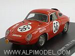 Abarth 700S #56 Le Mans 1961 Sala - Rigamonti by SPARK MODEL