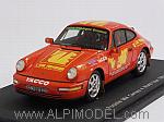Porsche 964 Carrera 4 World Tour 1994 by SPARK MODEL