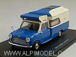 Mini Camper low roof (Blue/White) by SPARK MODEL