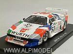 BMW M1 #52 Le Mans 1981 Surer - Deacon - Quester by SPARK MODEL