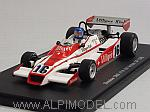 Shadow DN9 #16 British Gp 1978 Hans Stuck by SPARK MODEL
