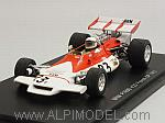 BRM P160B #23 GP France 1972 Howden Ganley by SPARK MODEL