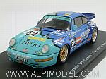Porsche 911 Carrera 2 #62 Le Mans 1993 Konrad - Harada - Hermann by SPARK MODEL
