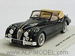 Jaguar XK140 Drophead Coupe 1954 (Black) by SPARK MODEL.