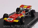 Lotus 69 #18 Winner GP Pau 1971 Reine Wisell by SPARK MODEL