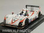 Zytek Nissan #41 Le Mans 2011 Winner LMP2 Class  Ojjeh - Kimber-Smith - Lombard by SPARK MODEL