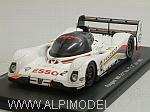 Peugeot 905 EV1 Bis #2 Le Mans 1992 Baldi - Alliot - Jabouille by SPARK MODEL