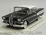 Edsel Citation Hard Top Coupe 1958 Two doors (Black/White) by SPARK MODEL