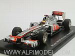 McLaren MP4/26 #3 Winner GP Germany 2011  Lewis Hamilton by SPARK MODEL