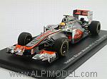 McLaren MP4/27 Mercedes GP Monaco 2012 Lewis Hamilton by SPARK MODEL