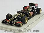 Lotus E21 #7 Winner GP Australia 2013 Kimi Raikkonen by SPARK MODEL