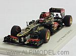 Lotus E21 #7 US GP 2013 Heikki Kovalainen by SPARK MODEL