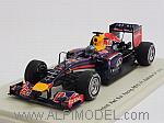 Red Bull RB10 #1 GP Australia 2014 Sebastian Vettel by SPARK MODEL