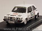 Volkswagen Golf Mk1 #14 Rally Monte Carlo 1980 Therier - Vial by SPARK MODEL