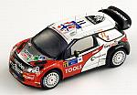 Citroen DS3 WRC #11 4th Mexico Rally 2011 by SPARK MODEL
