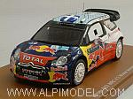 Citroen DS3 WRC #2 Winn120er Rally Acropolis 2011 Ogier - Ingrassia by SPARK MODEL