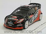 Ford Fiesta RS #9 Rally Monte Carlo 2012 Wilson - Martin by SPARK MODEL