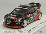 Ford Fiesta RS #10 Rally Monte Carlo 2012 H.Solberg - Minor by SPARK MODEL