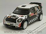 MINI John Cooper Works WRC #12 Rally Monte Carlo 2012 Araujo - Ramalho by SPARK MODEL