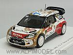 Citroen DS3 WRC #2 Rally Monte Carlo 2013 Hirvonen - Lehtinen by SPARK MODEL