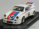 Porsche 911 RSR 2.8 Long Tail Can Am 1973 Gregg - Holbert - Donohue by SPARK MODEL