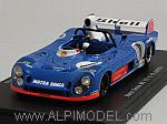 Matra Simca MS670B #8 Le Mans 1974 Dolhem - Jaussaud - Wollek by SPARK MODEL.