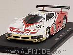 Spice BE86C #127 Le Mans 1988 Adams - Birrane -  Jones by SPARK MODEL