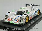 Dome S102.5 Judd #17 Le Mans 2012 Ara - Bourdais - Minassian by SPARK MODEL