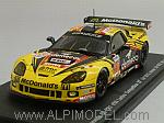 Chevrolet Corvette C6 ZR1 #50 Le Mans 2012 Bornhauser - Canal - Lamy by SPARK MODEL