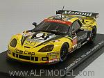 Chevrolet Corvette C6 ZR1 #70 Le Mans 2012 Belloc - Bourret - Gibon by SPARK MODEL