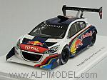 Peugeot 208 T16 Winner Pikes Peak 2013 Sebastien Loeb by SPARK MODEL