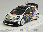 Ford Fiesta RS #12 Rally Monte 2014 Delecour - Savignoni by SPARK MODEL