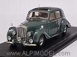 Bentley MkVI Standard Steel Sports Saloon 1952 (Metallic Green) by SPARK MODEL