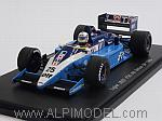 Ligier JS27 #25 British GP 1986 Rene' Arnoux by SPARK MODEL