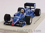 Ligier JS25 #25 GP Monaco 1985 Andrea De Cesaris by SPARK MODEL