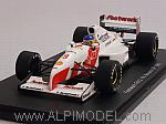 Footwork FA12 Porsche #9 GP Monaco 1991 Michele Alboreto by SPARK MODEL