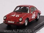 Porsche 911S #46 Class Winner Targa Florio 1967 Killy - Cahier by SPARK MODEL
