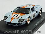 Ford GT40 #11 Le Mans 1968 Oliver - Muir by SPARK MODEL