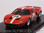 Ford GT40 #14 Le Mans 1966 Sutcliffe  Spoerry by SPARK MODEL