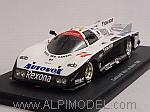 Gebhardt 853 #74 Le Mans 1986 Dickens - De Thoysy - Yvon by SPARK MODEL