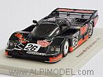 Porsche 956 #26 2nd Le Mans 1984 Rondeau - Henn - Paul by SPARK MODEL