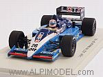 Ligier JS27 #26 GP Mexico 1986 Philippe Alliot by SPARK MODEL