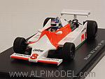 McLaren M29 #8 GP Germany 1979 Patrick Tambay by SPARK MODEL
