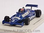 Tyrrell 010 #3 GP Monaco 1981  Eddie.Cheever by SPARK MODEL