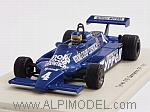Tyrrell 010 #4 GP San Marino 1981 Michele.Alboreto by SPARK MODEL