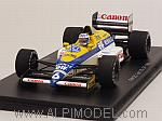 Williams FW12C GP USA 1989 Riccardo Patrese by SPARK MODEL
