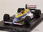 Williams FW12C #5 Winner GP Canada 1989 T.Boutsen by SPARK MODEL